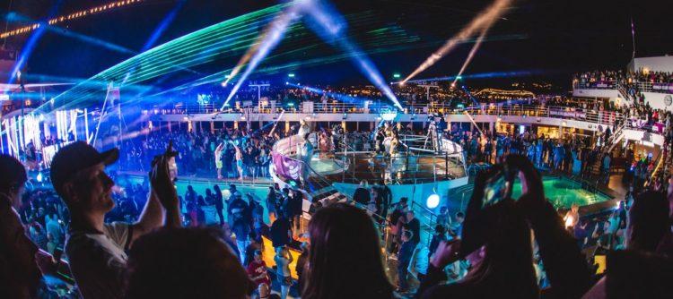 Feesten in de grootste club op zee - Cruisewinkel en Zeetours.