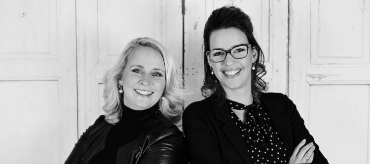 Antoinette Nicolai & Janneke Eggengoor starten actie met unieke shirts