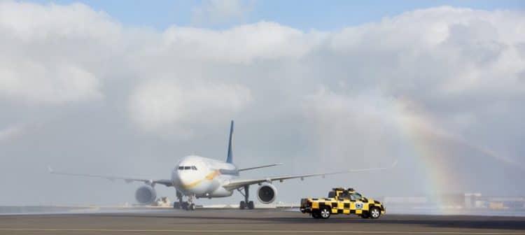 Jet Airways en Bangkok Airways breiden codeshare-samenwerking uit