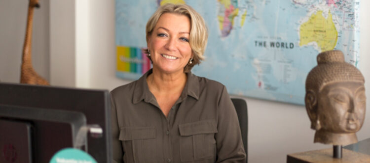 Marielle Henzen (VX TravelTeam Oss)