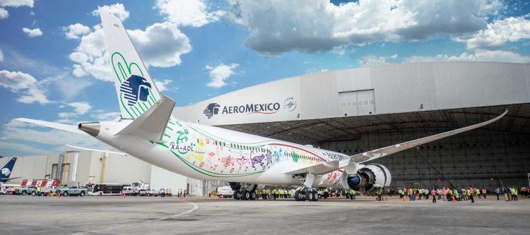 Archiefbeeld: Aeromexico
