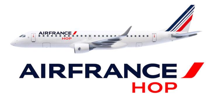 HOP! wordt Air France HOP