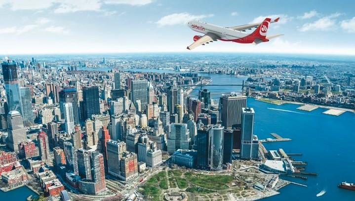 Spectaculaire agentenactie USA en VAE bij airberlin