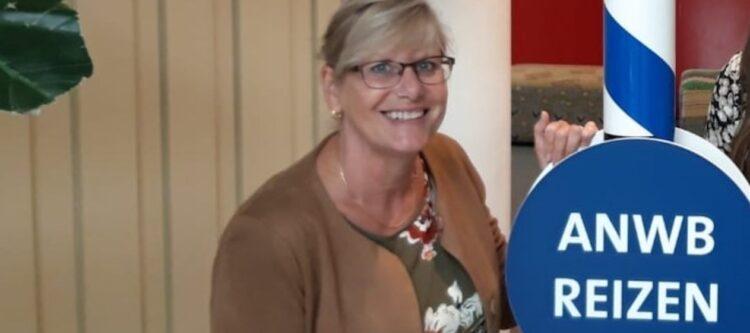 Anja van Overbeeke