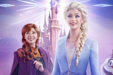 Frozen Celebration in Disneyland Paris