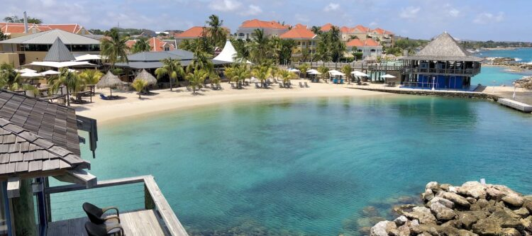 Avila Beach Hotel op Curaçao