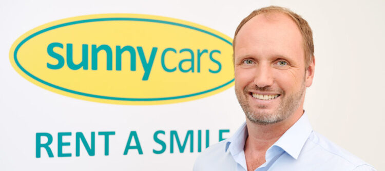 Axel Stender - Director of Customer Care Sunny Cars