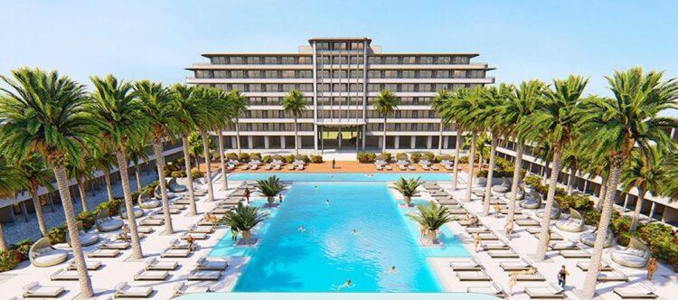 Grootste hotel Curaçao omgedoopt tot Corendon Mangrove Beach Resort