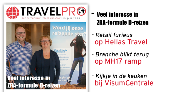 TravelPro webmagazine #2 online