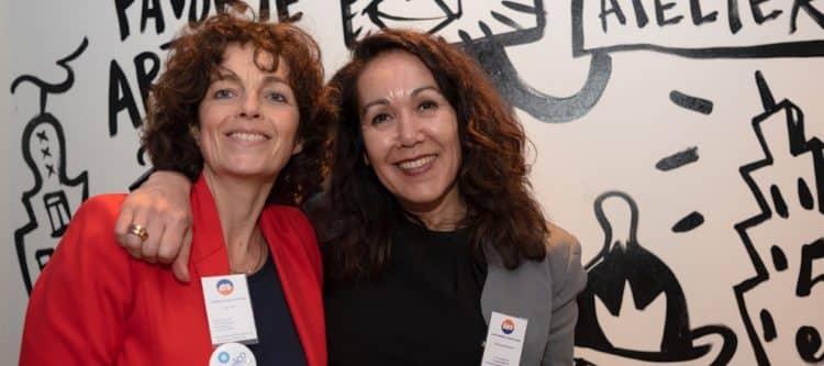 Hetty Grote & Monique Peereland - foto: www.carlosvandijk.com