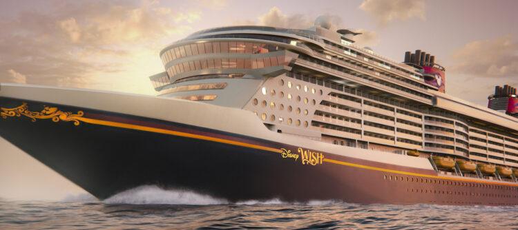 Nieuw schip Disney Cruise Line krijgt naam Disney Wish