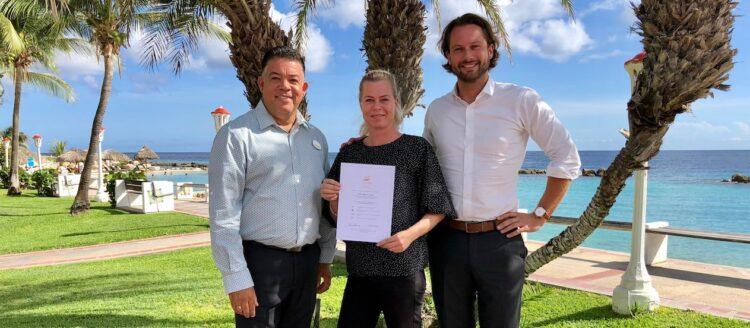 Vierde Travelife Gold Award voor Avila Beach Hotel
