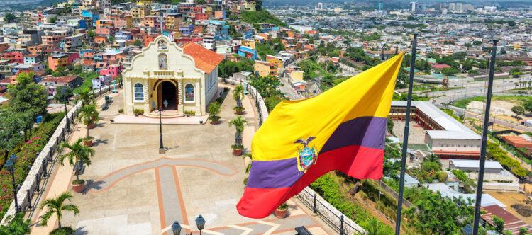 Ecuador-molest: calamiteit vastgesteld