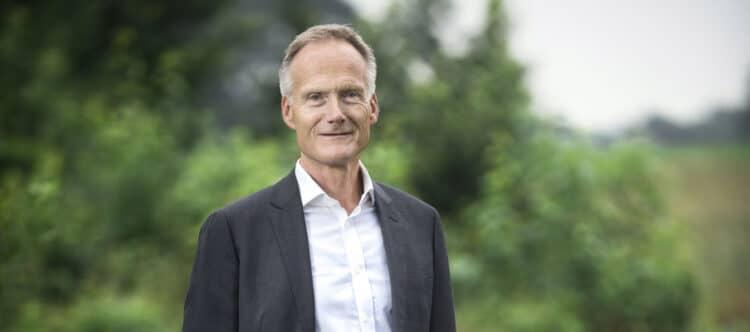 Frank Oostdam (directeur/voorzitter ANVR)