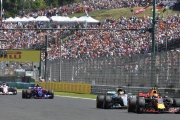 Formule 1 reizen nieuw bij TUI Sports