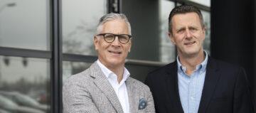 Kai Sannwald, oprichter Sunny Cars en Hans Knottnerus, managing director Nederland, België en Frankrijk hebben dit jaar een nieuw boekingsrecord in het vizier.