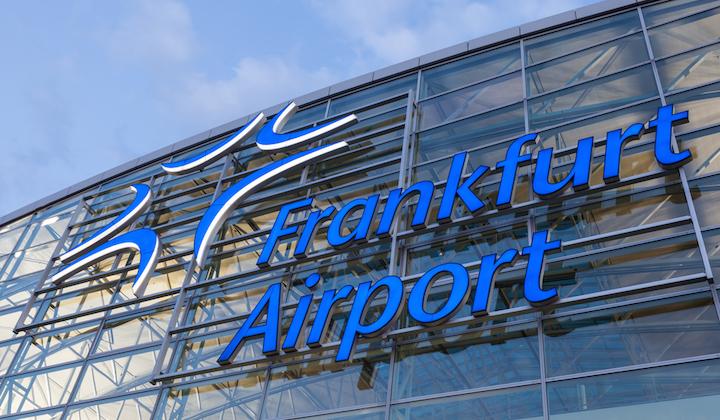 Frankfurt Flughagen
