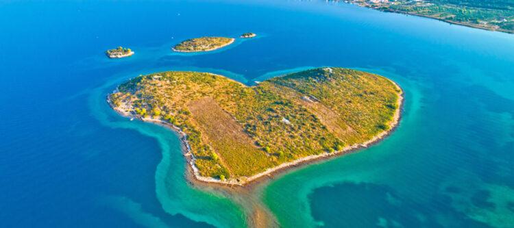 Galesnjak in Zadar - Kroatie