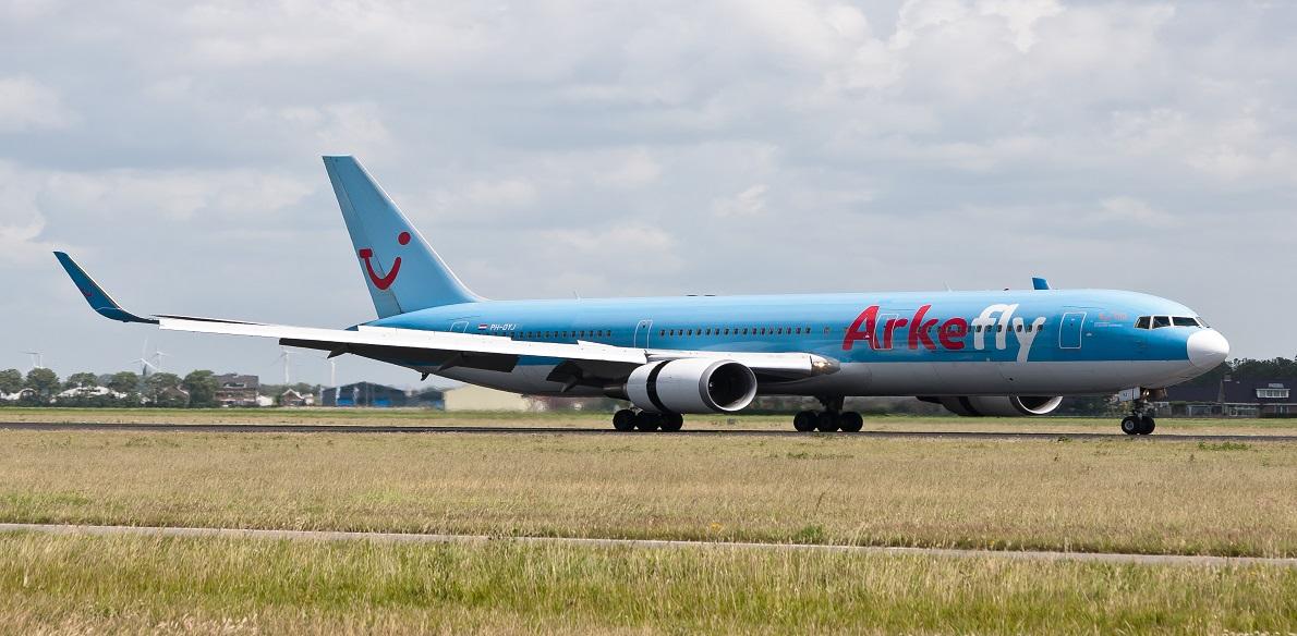 ArkeFly rechtstreeks tussen Eindhoven en Antalya
