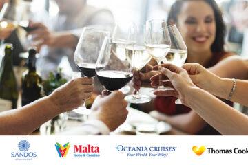 Malta, Thomas Cook, Sandos, Oceania Cruises praten jou graag bij…