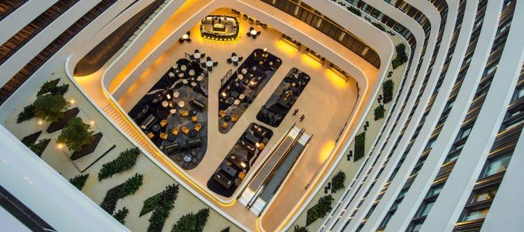 Hilton Amsterdam Airport is brandveilig