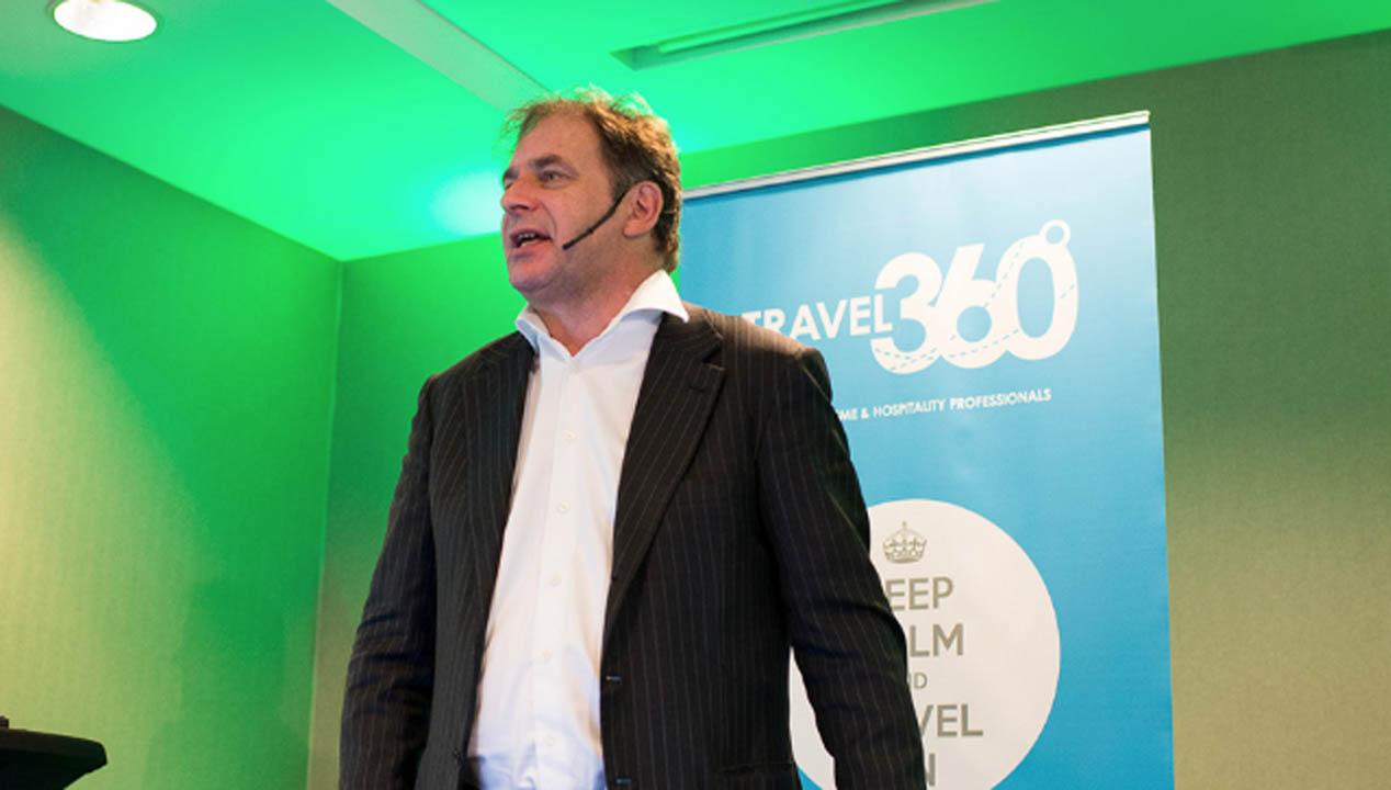 Jan Peeters (Travel360): Mijn eerste ANVR-Congres