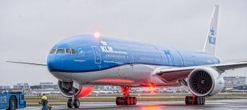 KLM annuleert meer dan 150 vluchten