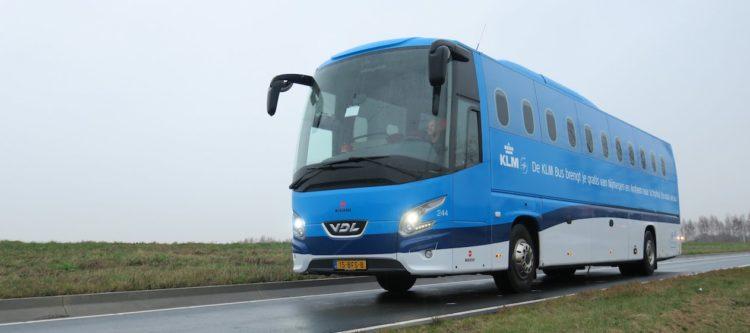 Munckhof is de nieuwe vervoerspartner voor de KLM Bus. De KLM Bus brengt reizigers met een KLM ticket comfortabel en kosteloos van het zuiden en oosten van het land naar Schiphol en weer retour. Munckhof zal de dagelijkse diensten verzorgen.