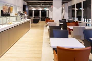 Sinds kort biedt Holiday Extras een tweede lounge aan op Düsseldorf Airport; de Open Sky Lounge in Terminal C
