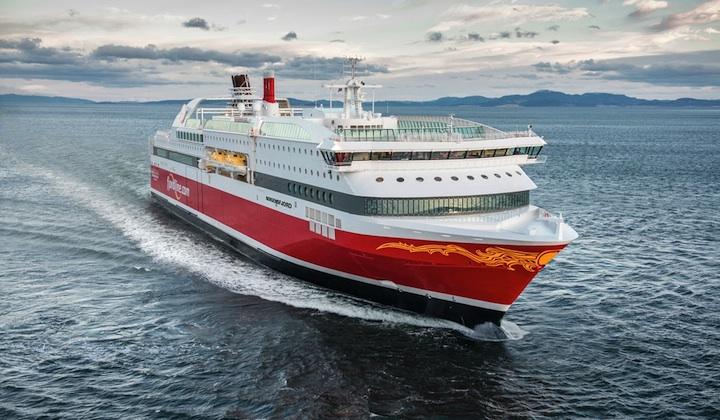 Fjord Line: 2015 beste jaar ooit