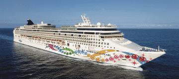 NCL in zomer 2019 naar Amsterdam