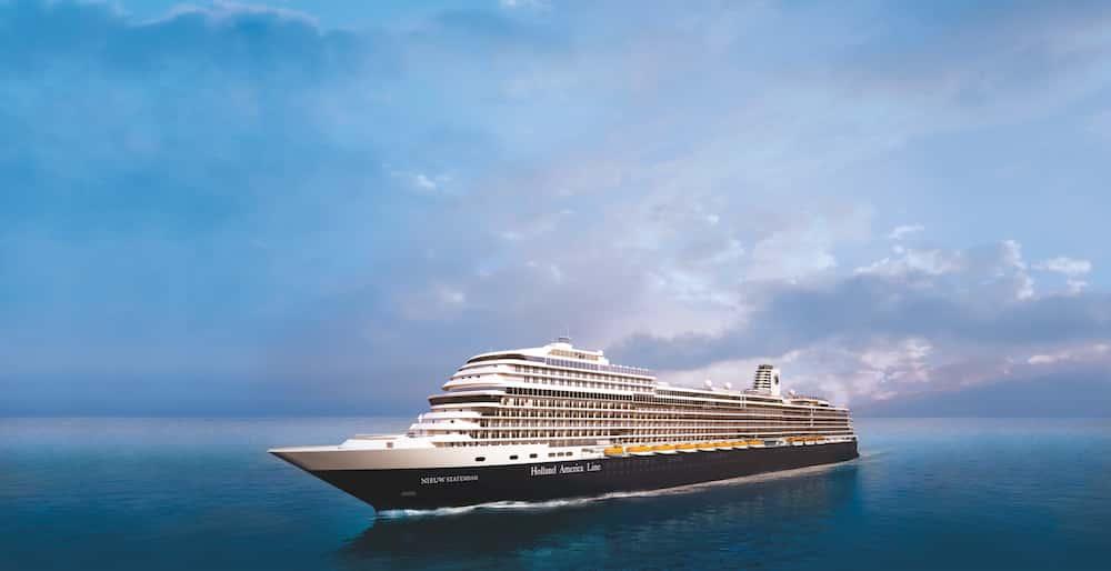 Holland America Line: Oprah Winfrey doopvrouwe nieuwste schip Nieuw Statendam