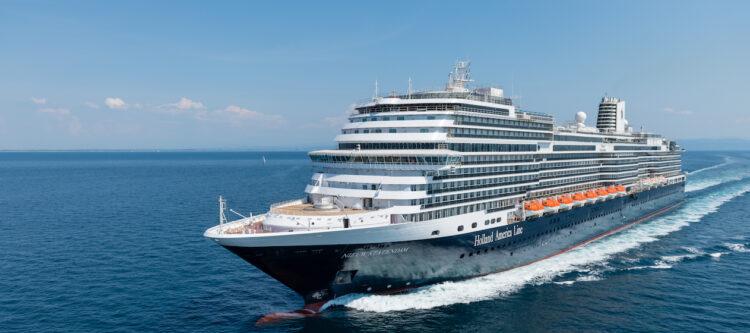 Holland America Line: gratis upgrades, drankenpakket en kortingen op excursies