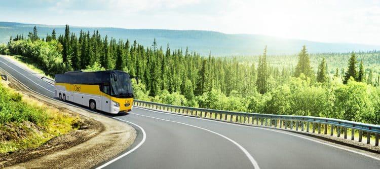 Ter illustratie: Bus van Oad