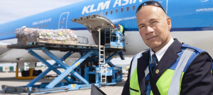 Patrick van Exel, Shiftleader KLM