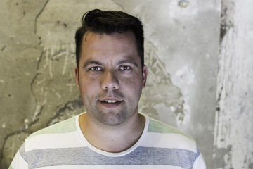 De huidige CEO en mede-oprichter Raymond Klompsma