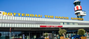 Rotterdam The Hague Airport verdwijnt misschien wel...