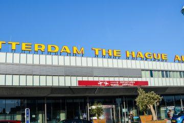 Rotterdam The Hague Airport naar ruim 40 Europese bestemmingen