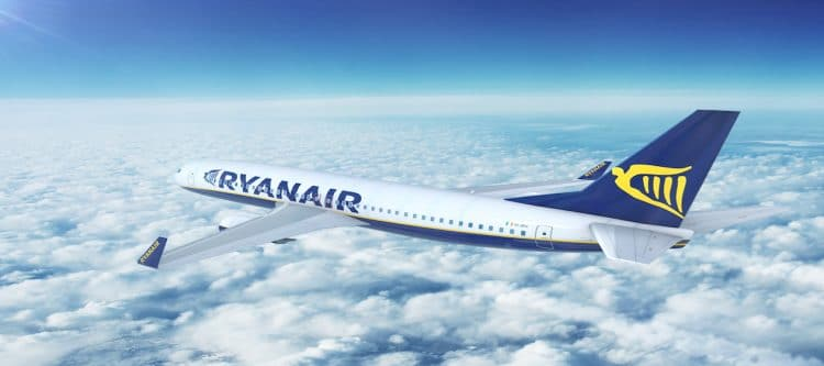 Ryanair start Maastricht - Malta in april 2019