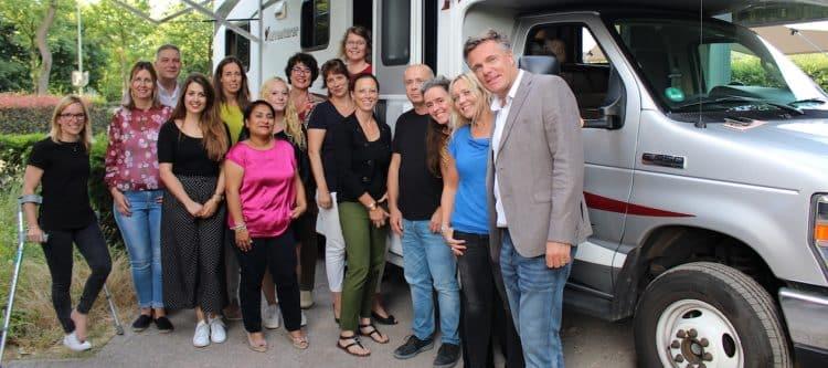 Sambasso Roadshow in Den Bosch, Zwolle en Rijswijk
