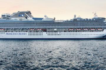 Twaalf nieuwe havens in jaarprogramma Princess Cruises