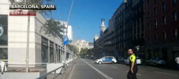 Doden na aanslag met bestelbus in Barcelona