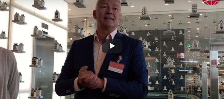 Harm Kreulen (Directeur KLM Nederland)