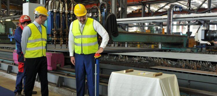 Eerste staal gesneden voor nieuw ultraluxe expeditieschip Seabourn Venture met geplande leveringsdatum in juni 2021