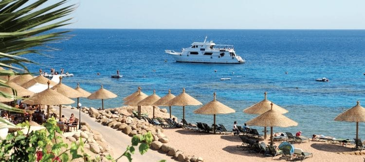 Thomas Cook UK cancelt Sharm el Sheik