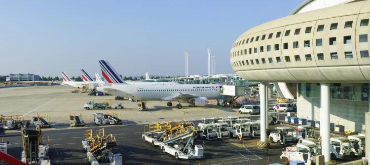 Charles de Gaulle Airport - foto Sorbis :Shutterstock.com