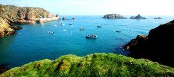 Sunair Vakanties chartert in 2018 opnieuw naar de Kanaaleilanden Jersey en Guernsey.