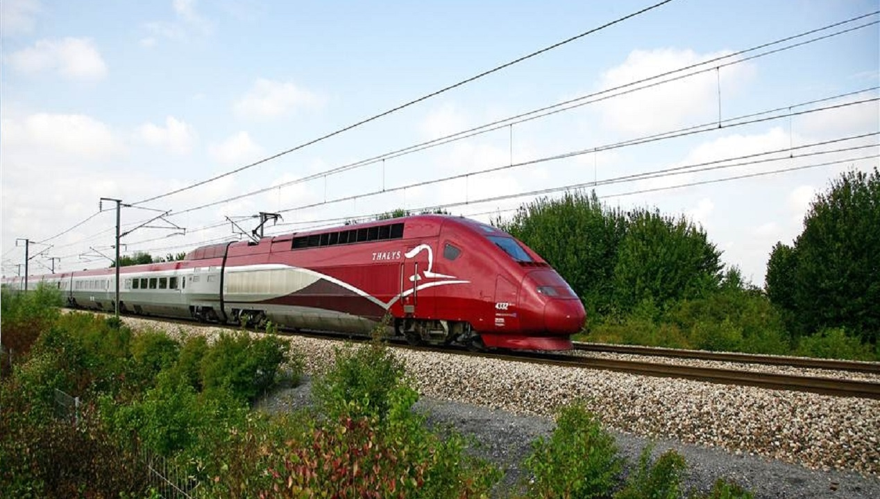 Thalys: extra verbinding Amsterdam - Brussel