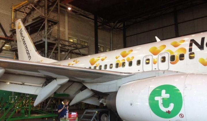 Transavia weer volgens schema naar Turkije