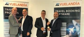 NDC-koppeling Vuelandia met Lufthansa Group